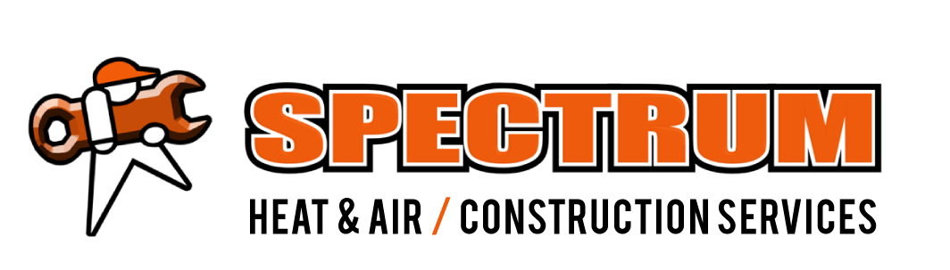 Spectrum full service HVAC and construction services logo