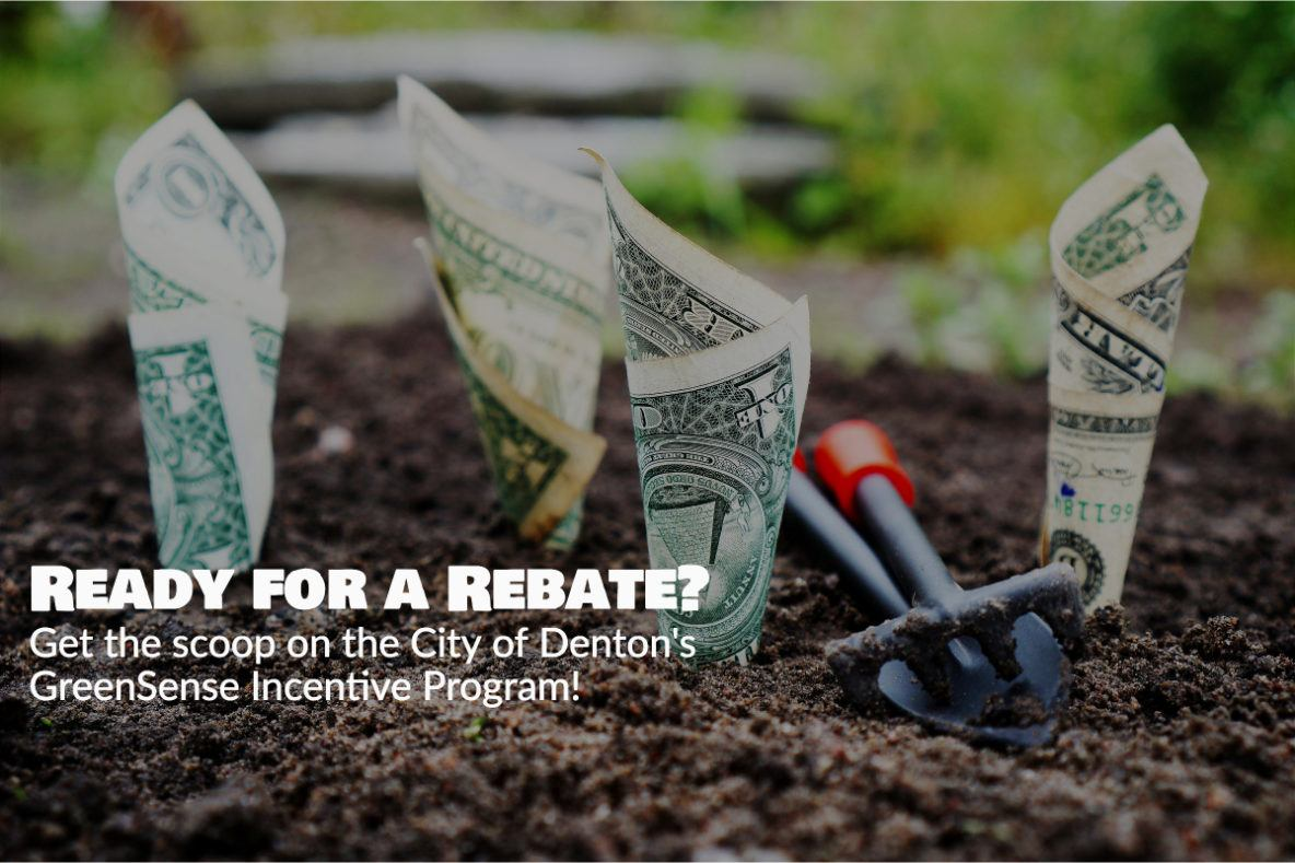 City of Denton GreenSense Incentive Program